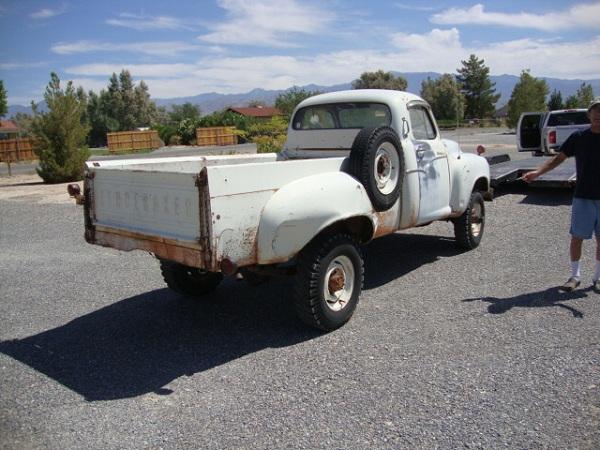 Studebaker Truckfarmers Home | Autos Post
